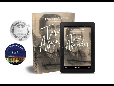 Torn Asunder Book Trailer