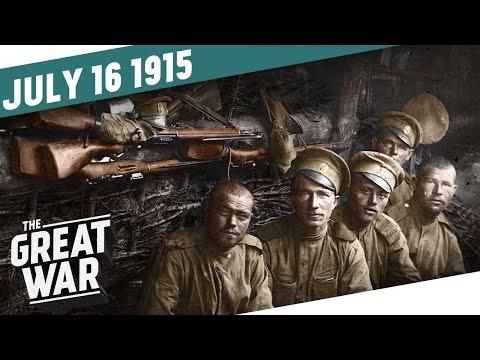 Ruská armáda na pokraji zhroucení - Velká válka
