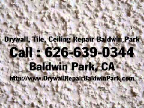 Schedule Today | Drywall Repair Baldwin Park, CA