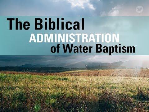 """Apakah ada lebih dari satu cara untuk membaptis? Apa sebenarnya arti kata """"baptisan""""?"""