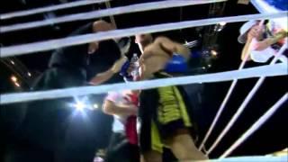 Simone Tessari vs Benjamin Brinsa, Abu Dhabi Warriors 1