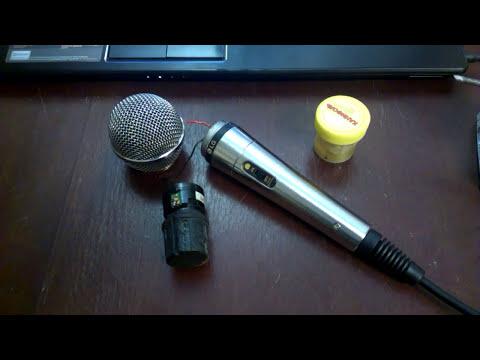 Ремонт микрофона LG