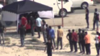 preview picture of video 'توبلي | إقبال شعبي للتصويت في مقر الإستفتاء الشعبي #بصوتك_تقرر | 21-11-2014'