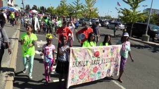 Arts Alive LI Celebrates Arts Month With an Art Parade