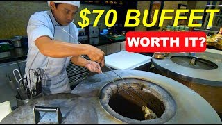 PHILIPPINES MOST EXPENSIVE BUFFET!   SPIRAL at Sofitel Manila - Video Youtube
