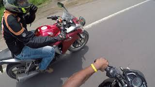 NEW Pulsar 200NS 2017 Top Speed. Bike Accident On Independence Day Ride.