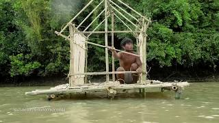 Primitive Technology, Making Primitive River House
