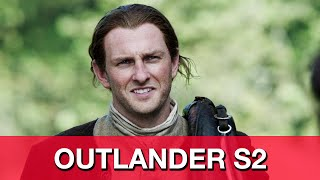 Outlander Season 2 Ian Murray Interview - Steven Cree
