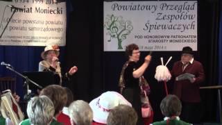 preview picture of video 'Kabaret Sami Swoi  - Regionalny Przegląd Artystyczny MOŃKI 2014 - HD'