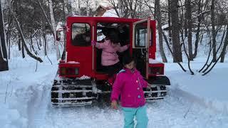 雪上車アドベンチャーライド☀️ イメージ動画