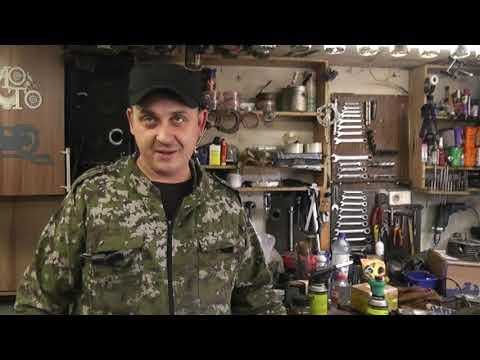 На УАЗе к Евгению Быковскому. Часть 1