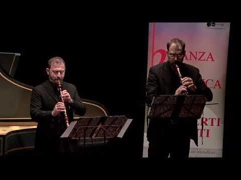 G. Ph Telemann: Triosonata in fa maggiore - affettuoso