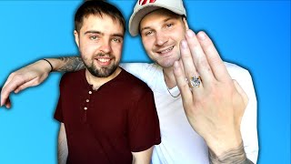 IM GETTING MARRIED!!!!
