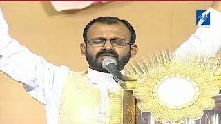 Healing Adoration Led By Fr. Jacob Arimpur - Divine Retreat Centre