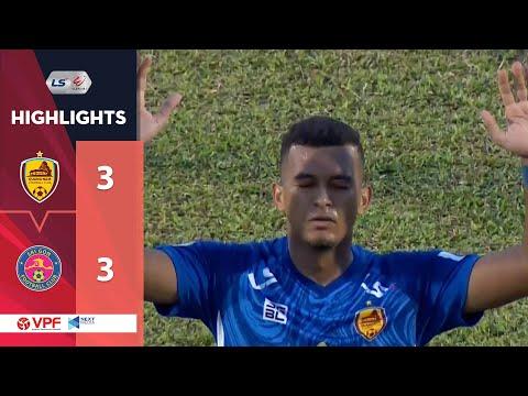 Highlights Quảng Nam FC - Sài Gòn FC Vòng 11 LS V.League 1 năm 2020