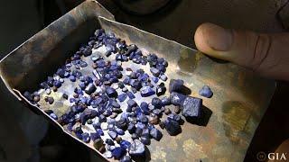 Sapphire Mining In Australia