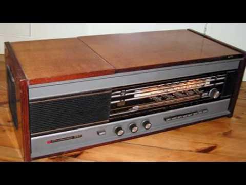 Начало ночной профилактики Всесоюзного радио- реконструкция (на частоте средних волн)