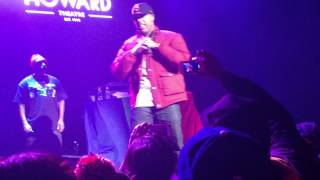 """""""Girls On Stage"""" Dom Kennedy Concert at Howard Theater"""