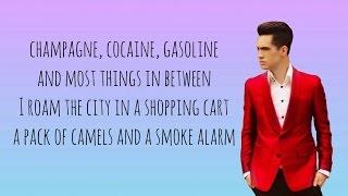 """Don't Threaten Me with a Good Time"" Panic! at the Disco lyrics"
