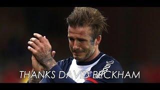 David Beckham - I'm Coming Home   Best Goals Ever   HD