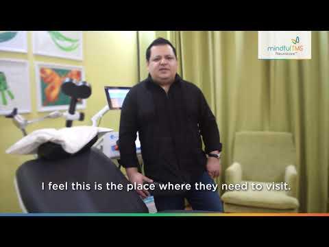 mindfulTMS Patient Testimonial - Rohit Gandhi