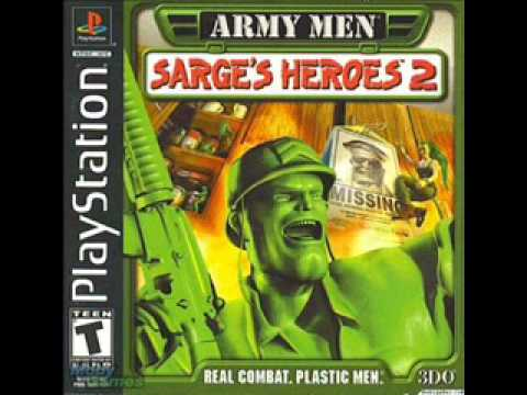 Army Men Sarge's Heroes 2 PS1 Soundtrack - Track 17