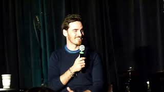 Colin ODonoghue Panel! OUAT NJ 2018