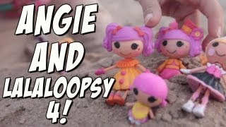 Angie And Lalaloopsy 4