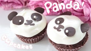 Gambar cover Panda Cupcake Recipe :3