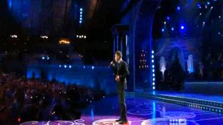 Anthony Callea Mary Did you Know? Carols by Candlelight Christmas Eve 2011