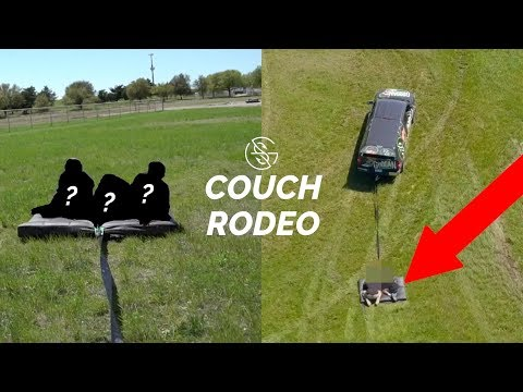 GOOGAN COUCH RODEO (Sports Challenge) pt. 2