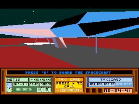 Mercenary III, Atari ST - Ain't Played In Ages