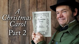 The Ghost of Christmas Past – A Christmas Carol Book Read Part 2