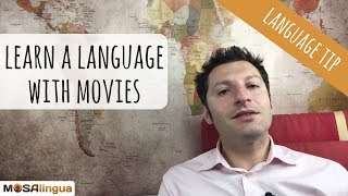 How to learn a language with movies and series