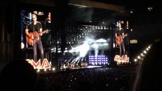 Eric Church - Cold One - CMA Fest 2015 (HD)