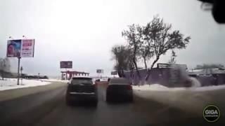 Сборник аварий за январь 2015 года ДТП