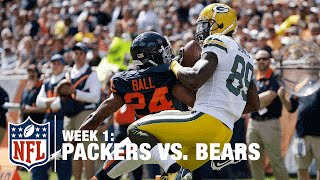 Aaron Rodgers Finds James Jones for 1-Yard TD | Packers vs. Bears | NFL