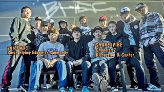 SHARE2VIBE‽Chapeter.2  Discussion & Cypher