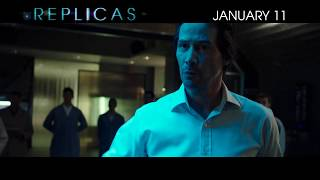 Trailer of Replicas (2018)