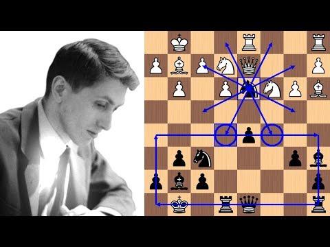 Bobby Fischer&#39s 21-move brilliancy