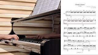 Grande Amore -il volo 피아노 악보 제작