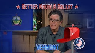 """Vermont, Confused About Voting In The 2020 Election? """"Better Know A Ballot"""" Is Here To Help!"""