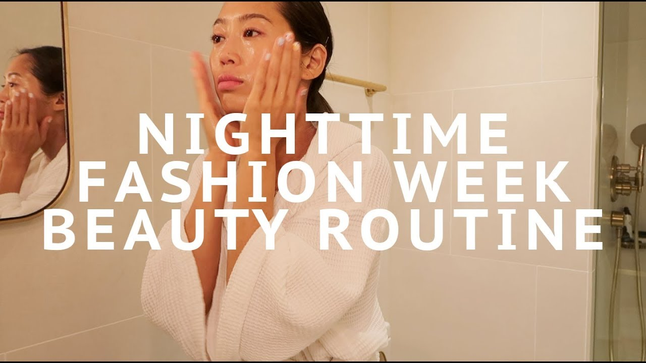 Nighttime Beauty Routine | Aimee Song