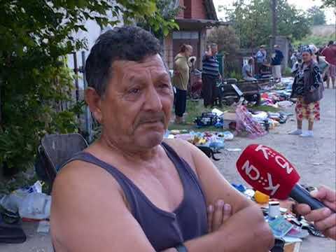 Izgradnja kanalizacione mreze za romsko naselje u Smederevu