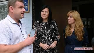 """Видео """"Новости-N"""": Подачей тепла в николаевской школе можно управлять с мобильного"""