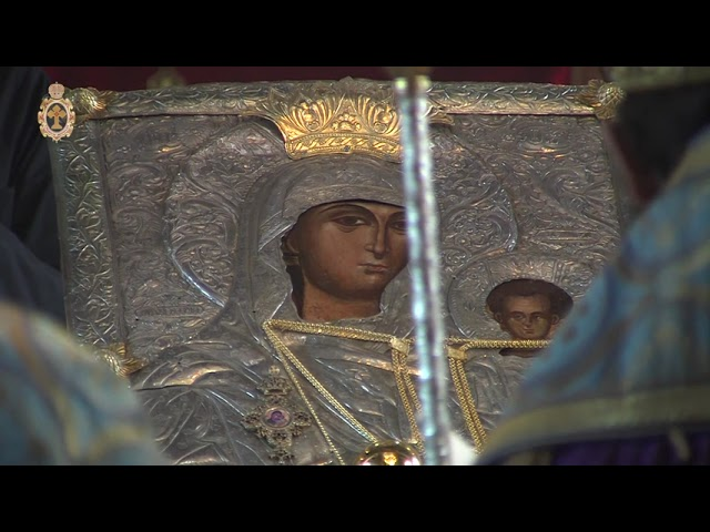 """11 август 2021 г. - Молебен канон на Пресвета Богородица в храм """"Св. Пантелеймон"""" - град Хисаря"""