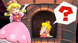 New Super Mario Bros U Deluxe - Final Boss + Ending (Peachette vs Bowser)