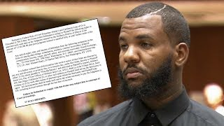 The Reason Why The Game Won't Ever Make Music Again After Losing $7.1 Million Dollar Lawsuit