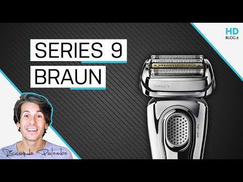 RECENSIONE Braun Series 9: RADERSI come Dio comanda