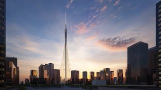 Дубай - город будущего